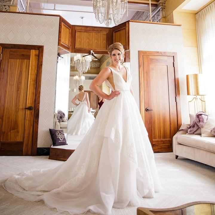 Anomalie  Custom Wedding Dress Inspiration & Real Brides