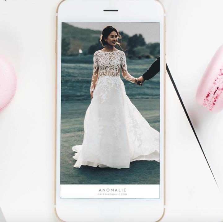 Anomalie Wedding Dress