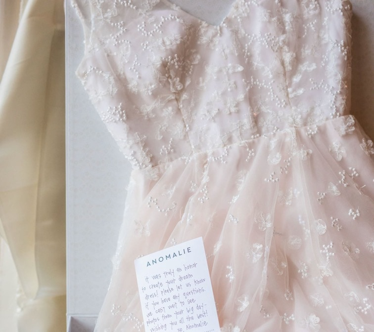 Anomalie - Custom Wedding Dresses